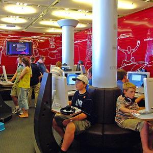 Интернет-кафе Сухого Лога