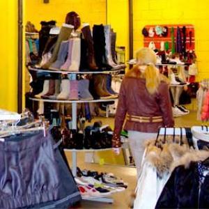 Магазины одежды и обуви Сухого Лога