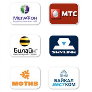 Операторы сотовой связи Сухого Лога