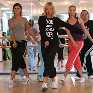 Школы танцев Сухого Лога