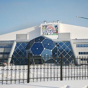 Спортивные комплексы Сухого Лога