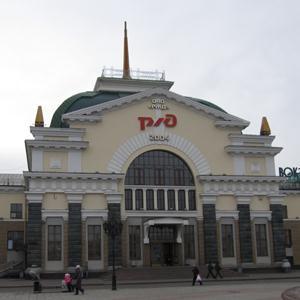 Железнодорожные вокзалы Сухого Лога