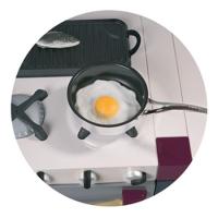 Кафе Чародейка - иконка «кухня» в Сухом Логе